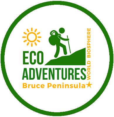 ecoadventures logo round border no background